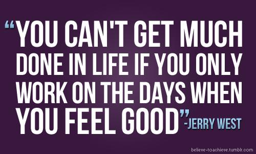 Work Hard Everyday Quotes Picswe