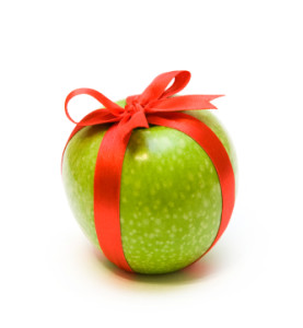 Apple in red tape